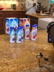 lala yogurt spread