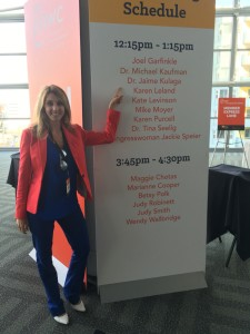 pbwc jaime next to sign schedule