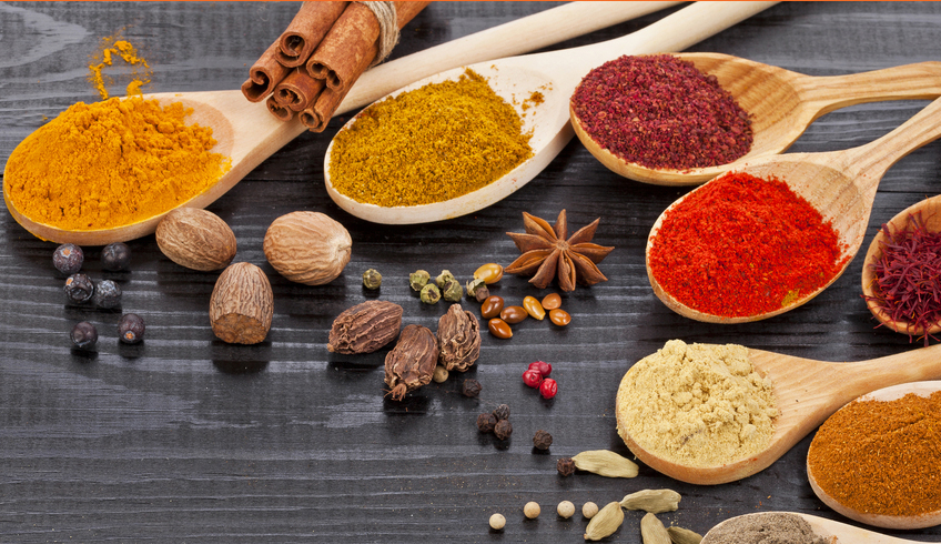 Spices and Spicing up life